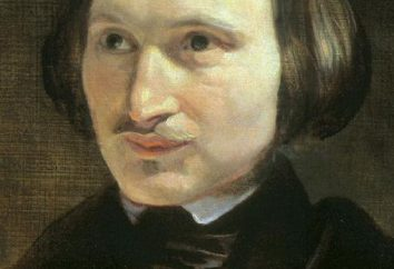 Pisałem N.V. Gogola? Lista kompozycji. literatura rosyjska