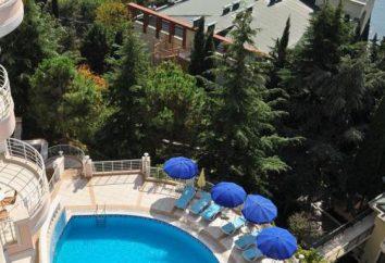 "Alushta, hotel ""Sea"": foto, comentários sobre hotel SPA"