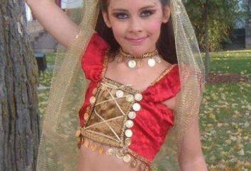 Taniec brzucha dla dzieci – okazją do ujawnienia indywidualność i kreatywność