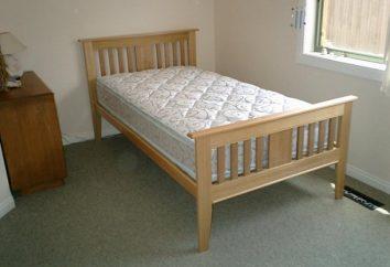 Bettgröße: was es ist und wie es am besten zu wählen