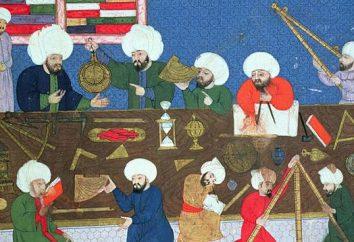 Cultura países califado: características e história. A contribuição do Califado árabe na cultura mundial