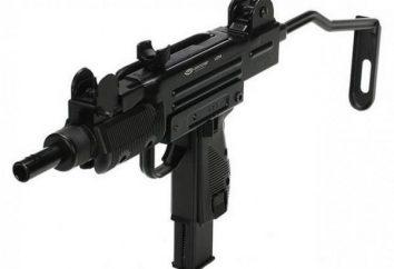 """Pistolet pneumatyczny MR-661k """"Drozd"""" bunkier: przegląd, funkcje i opinie"""