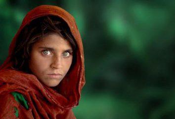 """""""Niña afgana"""" con los ojos verdes – un símbolo del sufrimiento de toda una generación de mujeres y niños"""