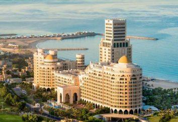 Hotel Waldorf Astoria Ras Al Khaimah 5 * AEO, Ras al Khaimah y opiniones Foto