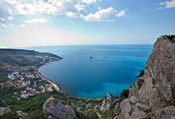 Savage sur la mer Noire! Loisirs en mer avec une tente. Vacances sur la mer Noire