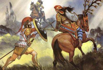 Pontus: história, as moedas, a régua do exército. Pontus e seu papel na história do Mar Negro
