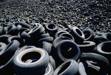 Cómo almacenar neumáticos sin discos en el invierno o en verano? El almacenamiento adecuado de caucho del automóvil sin discos