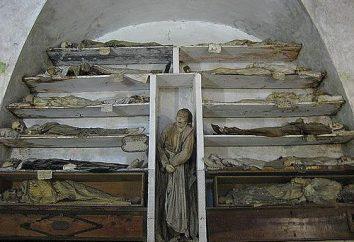 Włoskie miasto zmarłych: kapucyn Katakumby w Palermo