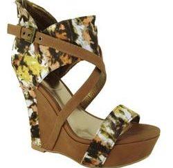 coins sandales à la mode