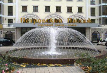 Place Peter (Voronezh): histoire, adresse, photos