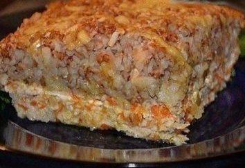 Casseruola di grano saraceno: ricette