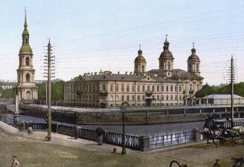 St.-Nikolaus-Marine-Kathedrale in St. Petersburg: Geschichte, Symbole und Anschrift
