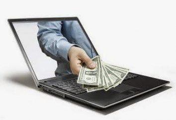 Sistema de pago en efectivo rápida: revisión. El divorcio o la verdad?