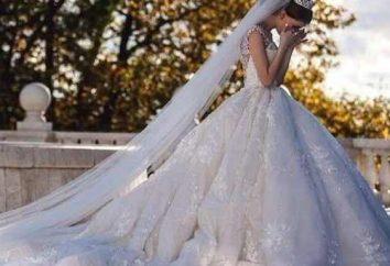 Lungo velo da sposa: caratteristiche, tipologie e la migliore combinazione di