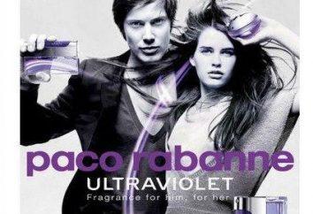 """""""Ultraviolet"""" – espíritos. comentários Descrição fragrância. Eau de parfum Paco Rabanne Ultraviolet"""
