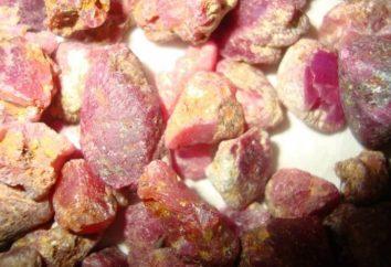 Astrologia wedyjska: kamienie rubiny i ich znaczenie ezoteryczne