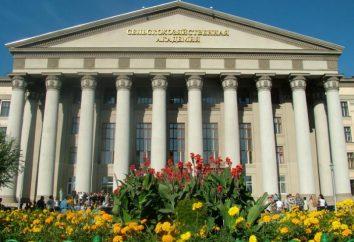 Volgograd Universitäten. Universitäten Volgograd – Liste