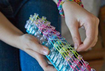 Jak tkać gumek bransoletka z rękami
