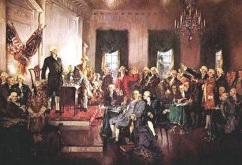 Costituzione degli Stati Uniti – il fondamento della democrazia moderna