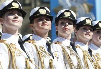 militaire féminin: l'éducation, la profession, les droits et les devoirs