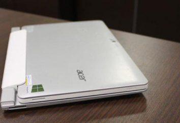 Acer W510: comentários, especificações, revisão
