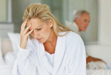 Jak są okresy, w okresie menopauzy? Miesięczna w okresie menopauzy