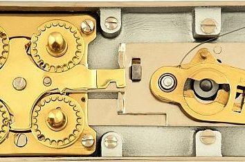 combinazione serrature sulle entrate delle porte – dalla protezione visitatori indesiderati