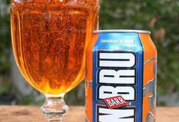 """""""Iron Brew"""" – ein sonniges kaltes Getränk aus Schottland"""