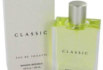 """perfume de las mujeres """"Banana Republic"""": descripción, comentarios"""