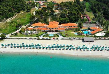 Hotel Possidi Holidays 5 * (Halkidiki, Grecia) fotos y comentarios