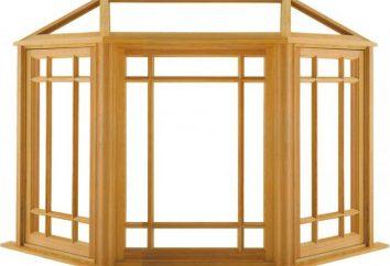 Co jest wykusz? Pokój z wykuszem. Bay okno – to …