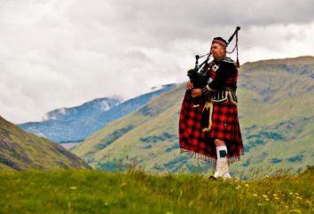 Bagpipes – schottischer Dudelsack ist …