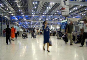 Aeroportos da Tailândia. Voo para a Tailândia a partir de Moscou