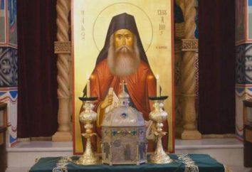 Relikwie Siluana Afonskogo Briańsk w ramach obchodów 1000-lecia obecności rosyjskiego monastycyzmu na górze Athos