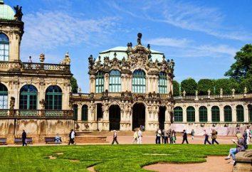 Die Schloss- und Parkanlage Zwinger in Dresden Beschreibung. Dresden Attraktionen an einem Tag