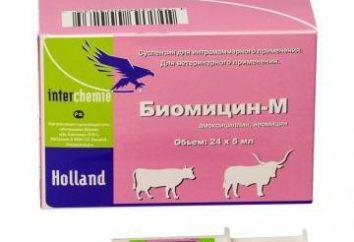 """""""Biomitsin"""": Gebrauchsanweisungen und Feedback"""