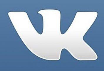 """fonction """"VKontakte"""". Comment fixer enregistrer « VKontakte » et c'est tout"""