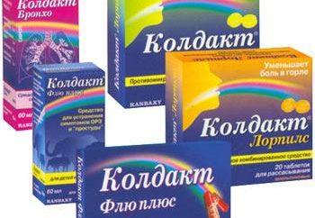 """Tabletten """"Koldakt"""": Bewertungen vor. """"Koldakt Flew plus"""": die Anwendung des Preises"""