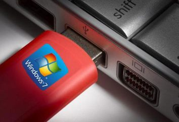 Program do nagrywania Windows 7 na dysku flash USB. System operacyjny na dysku flash
