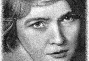 Bergholz Olga Fiodorowna: biografia (krótka)