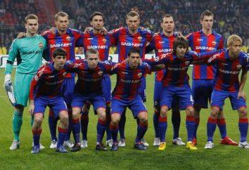 ¿Cómo se encuentra el CSKA? Club Central Deporte Ejército – una leyenda del deporte ruso