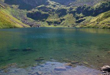 Mzy – jezioro w Abchazji. Zbiornik opis jego funkcji, lokalizacji i ciekawostki