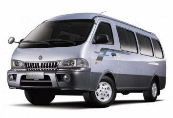 KIA Pregio – beliebte Minivan