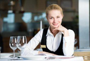 profesión anfitriona: ¿quién es responsable de qué?
