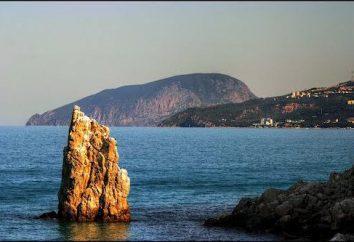 Crimea, sur de la playa – Cielo en la Tierra