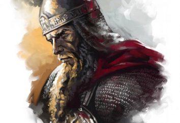 Viejos guerreros rusos: ropa, armas y equipo