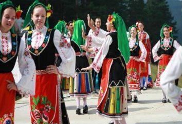 popolazione, composizione etnica e della dinamica demografica: la popolazione della Bulgaria