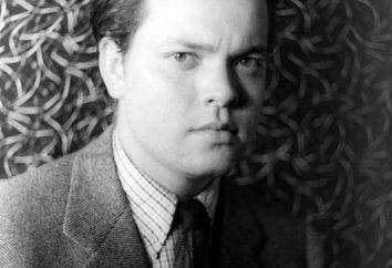 réalisateur américain Orson Uells: A Biography, Filmographie