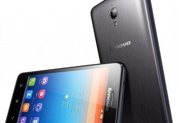 """Smartphone """"Lenovo S660"""" (Lenovo S660): especificações, personalização, firmware e comentários de clientes"""