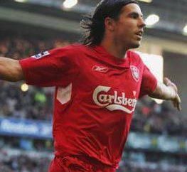 Milan Baros é a estrela do ataque checo